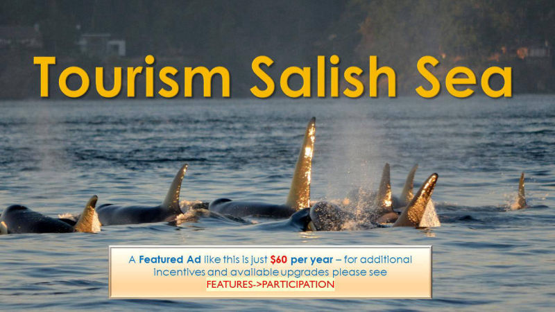 Tourism Salish Sea